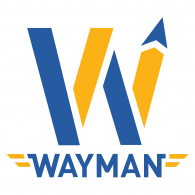 Wayman Flight Training Logo Vector