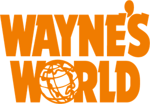 WAYNES WORLD Logo Vector