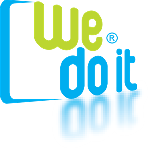 We Do it Logo Vector