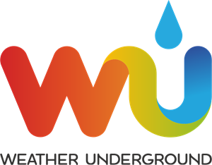 Weather Underground Logo Vector