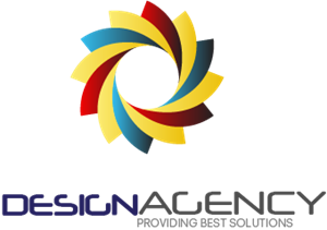 Web Design Agency Logo Vector