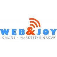 Web & Joy Logo Vector