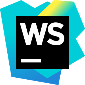 WebStorm Logo Vector