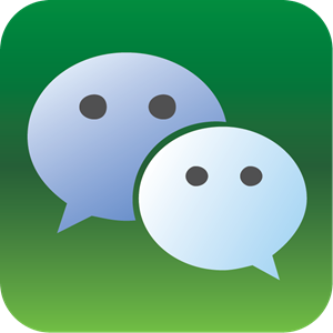 wechat logo vector eps free download