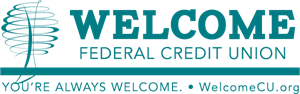 Welcome Federal Credit Union (WFCU) Logo Vector