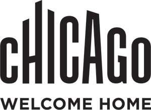 Welcome to Chicago Logo Vector