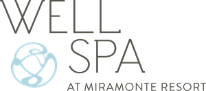 Well Spa at Miramonte Resort Logo Vector