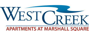 West Creek at Marshall Square Logo Vector