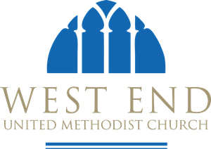 West End United Methodist Church Logo Vector
