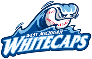 WEST MICHIGAN WHITECAPS Logo Vector