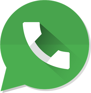 Whatsapp Lollipop Logo Vector