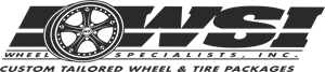 Wheel Specialists, Inc. Logo Vector