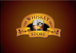 WHISKEY STORE CUSTOM Logo Vector