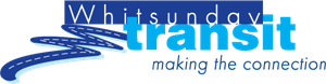 Whitsunday Transit Logo Vector