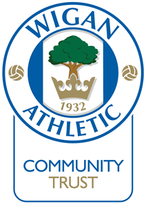 Wigan Athletic Community Trust Logo Vector