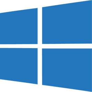Windows 10 Icon Logo Vector