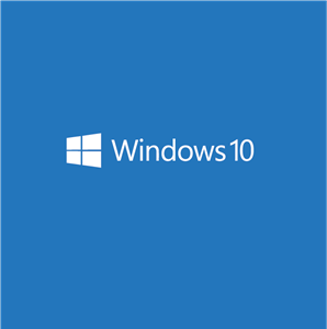 Windows 10 Logo Vector
