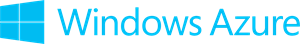Windows Azure Logo Vector