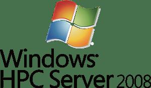 windows hpc server 2008 logo vector ai free download