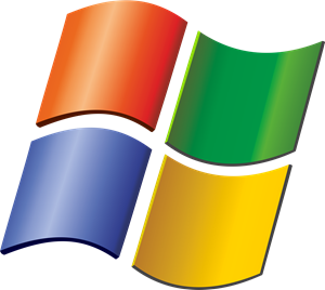 windows xp icon Logo Vector