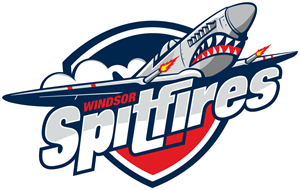 Windsor Spitfires Logo Vector