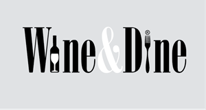 Wine&Dine Logo Vector