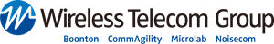 Wireless Telecom Group Logo Vector