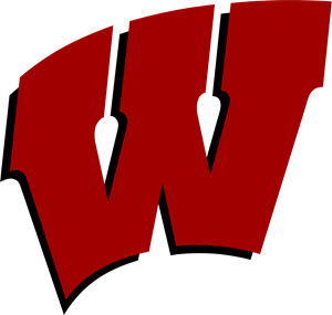 Wisconsin Badgers (Wisconsin Athletics) Logo Vector
