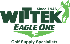 Wittek Golf Supply and Eagle One Logo Vector