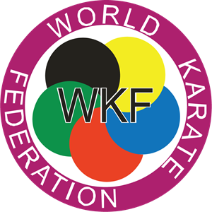 WKF – World Karate Federation Logo Vector