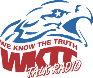 WKTT Talk Radio Logo Vector
