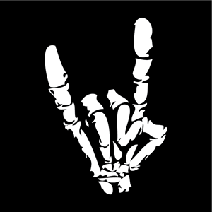 Woa Finger Logo Vector
