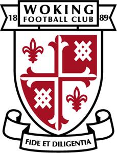 Woking Football Club Logo Vector