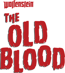 Wolfenstein: The Old Blood Logo Vector