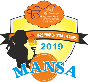 WOMAN STATE GAMES MANSA Logo Vector