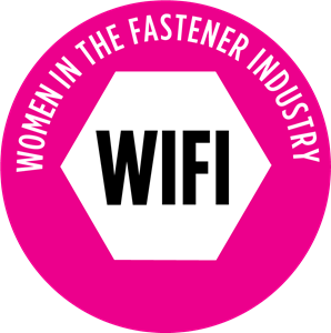 Women in the Fastener Industry (WIFI) Logo Vector
