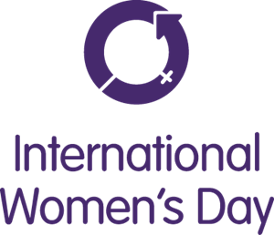 Womens Day Logo Vector