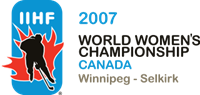 Women's World Hockey Championship 2007 Logo Vector
