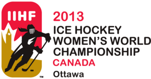 Women's World Hockey Championship 2013 Logo Vector