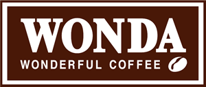 Wonda Coffee Logo Vector