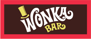 Wonka Bar Logo Vector