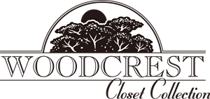 WOODCREST Closet Collection Logo Vector