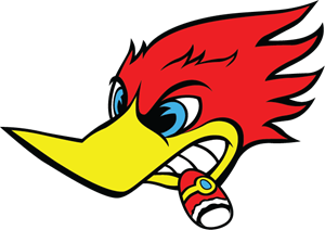 Woody Woodpecker Logo Vector