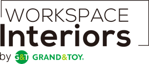 Workspace Interiors by Grand & Toy Logo Vector