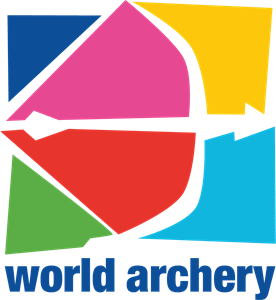 World Archery Federation WA Logo Vector