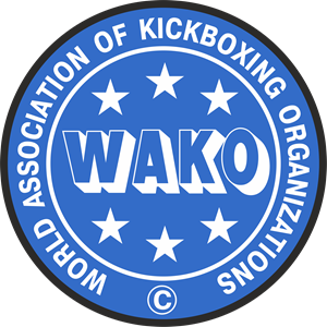 World Association of Kickboxing Organizations Logo Vector