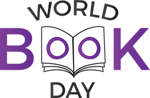 World book day Logo Vector