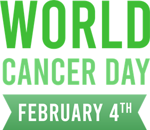 World Cancer Day - 4 February Logo Vector