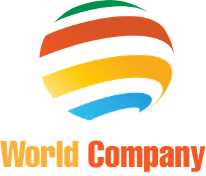 World Company Logo Vector