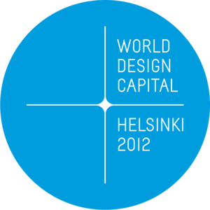 World Design Capital Helsinki 2012 Logo Vector